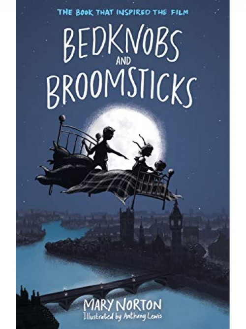 Bedknob and Broomstick Cover