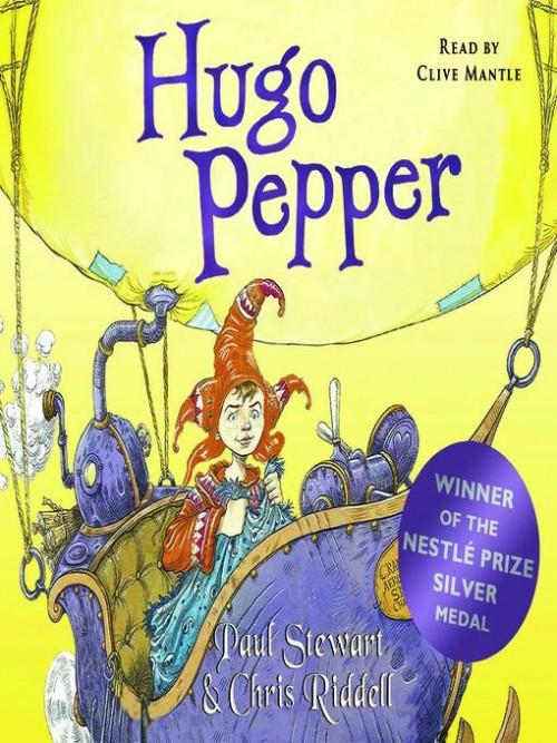 Hugo Pepper Cover