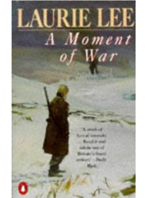 A Moment of War Cover