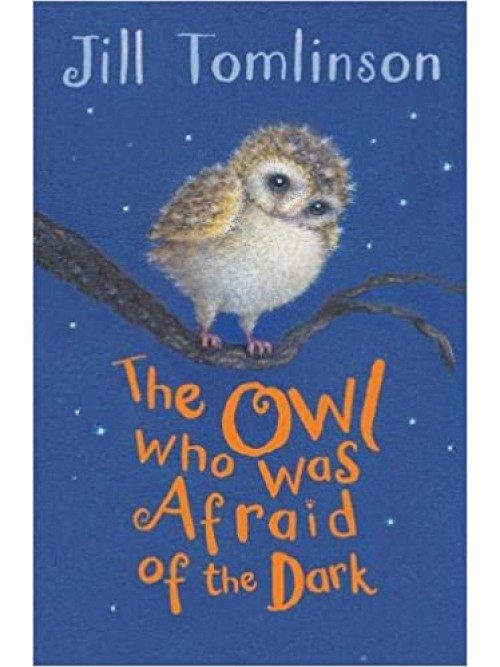 The Owl Who Was Afraid of the Dark Cover