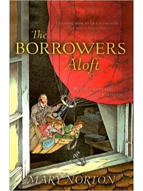 The Borrowers Aloft: Book 4 Cover