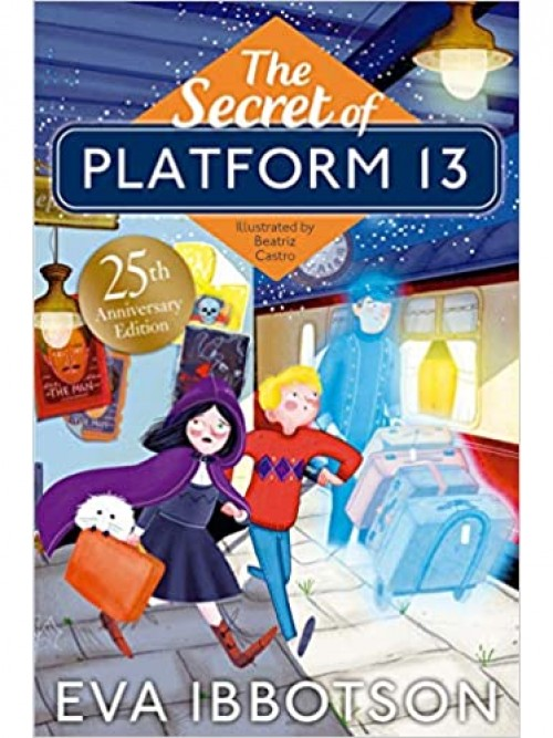 The Secret of Platform 13 Cover