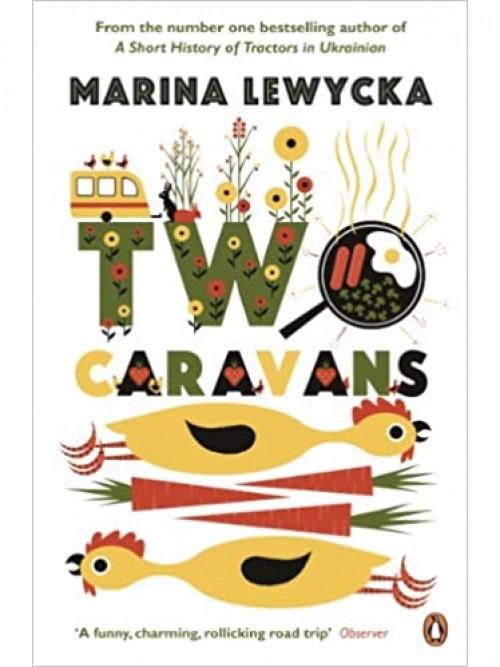 Two Caravans Cover