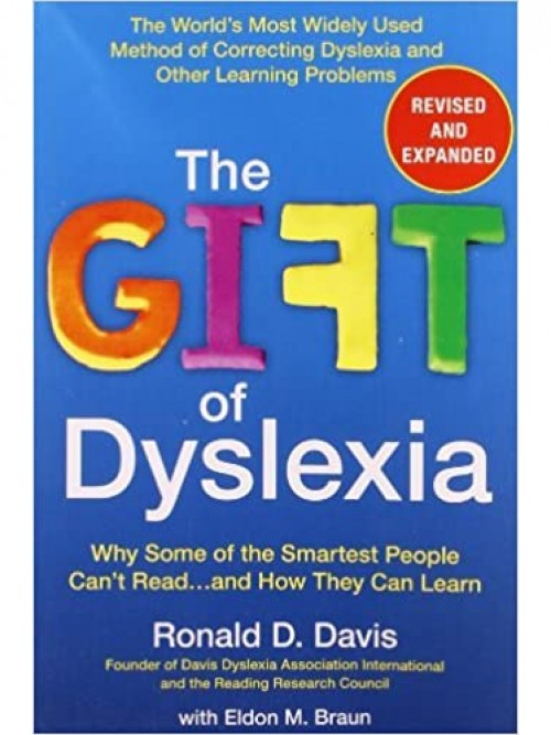 The Gift of Dyslexia Cover
