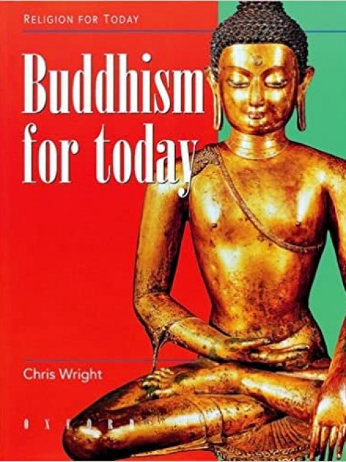 Buddhism For Today Cover