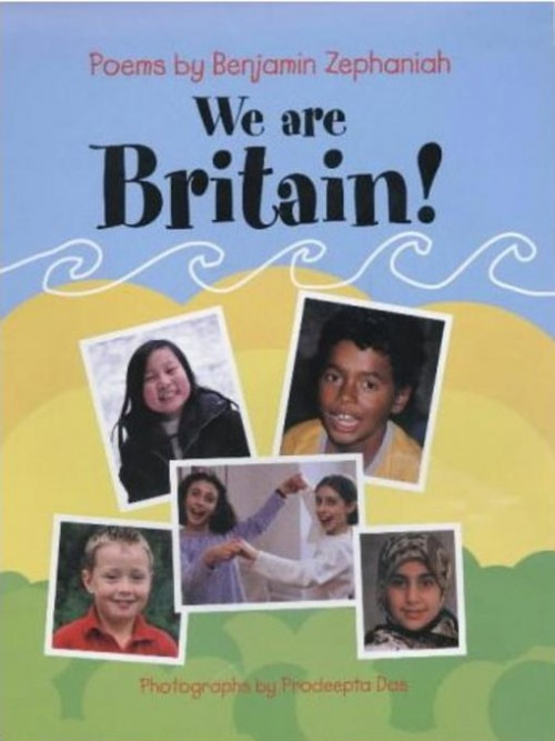 We Are Britain! Cover