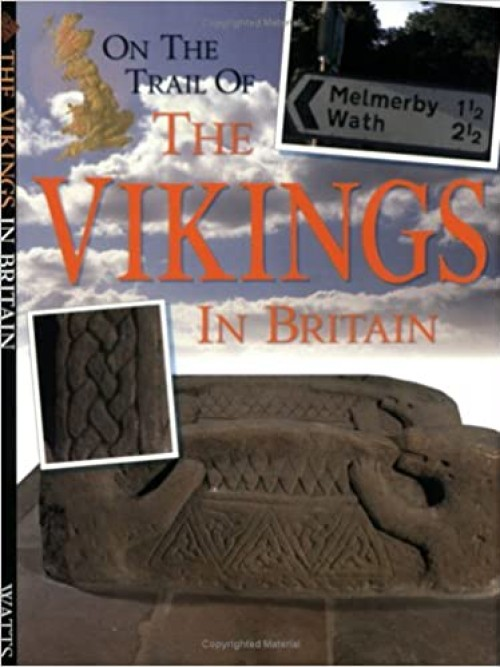 On the Trail of the Vikings In Britain Cover