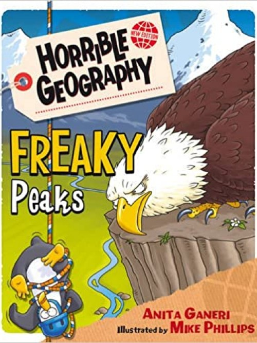Horrible Geography: Freaky Peaks Cover