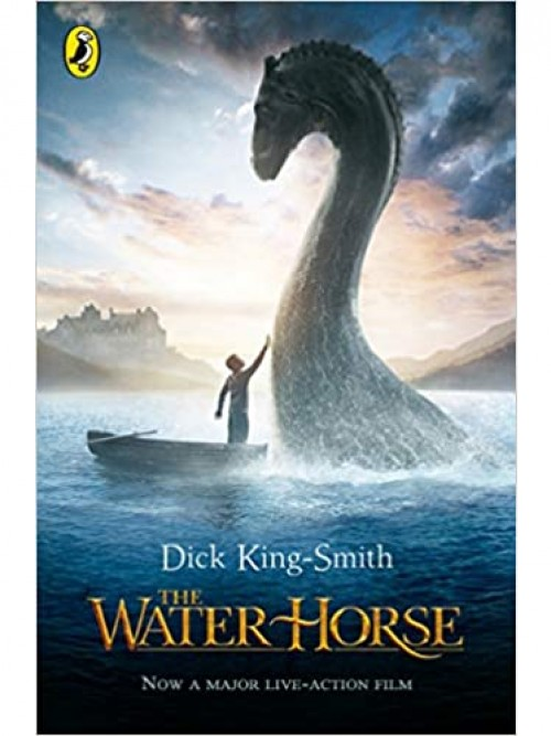 The Water Horse Cover