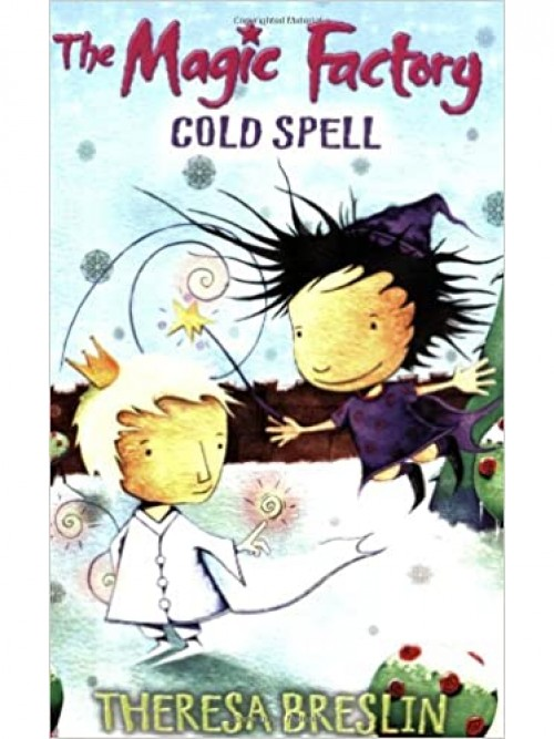 The Magic Factory: Cold Spell Cover