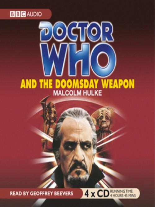 Doctor Who and the Doomsday Weapon Cover