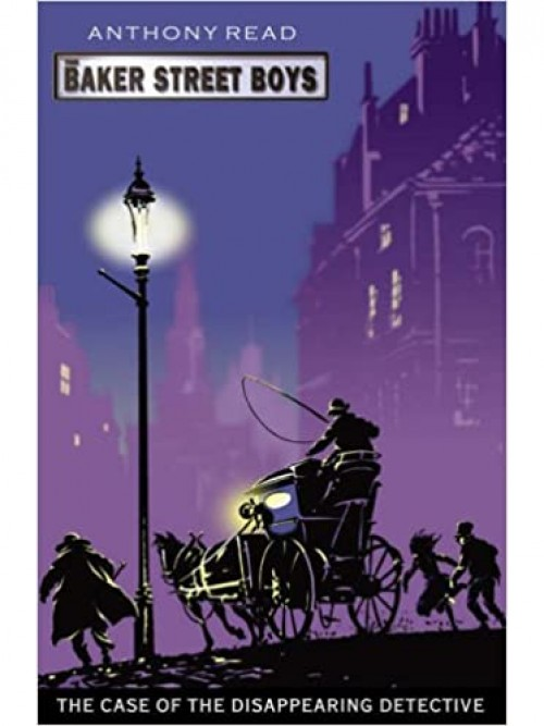 The Baker Street Boys: The Case of the Disappearing Detective Cover