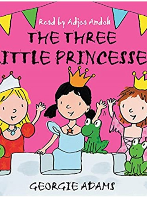 The Three Little Princesses Cover