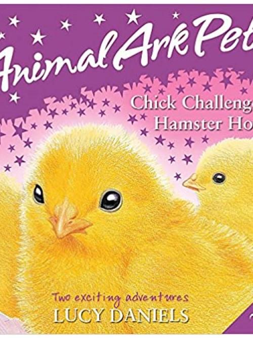 Animal Ark: Chick Challenge & Hamster Hotel Cover