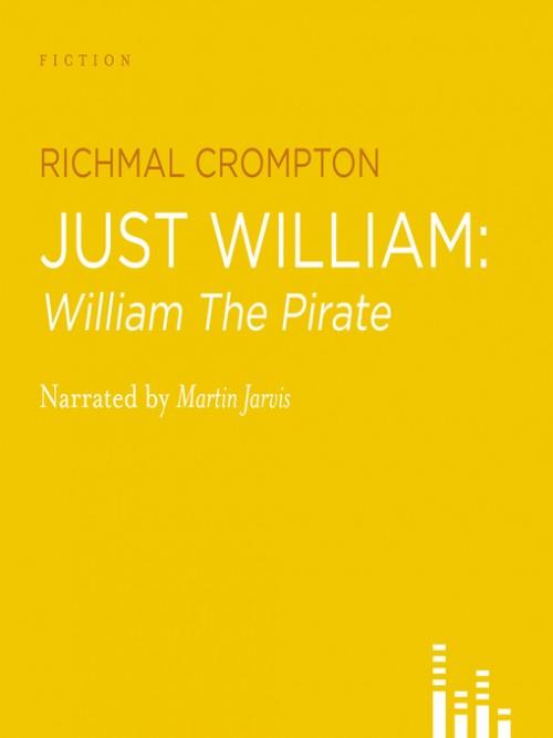 William the Pirate Cover