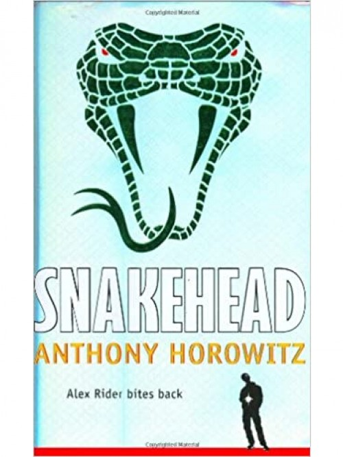 Alex Rider Series Book 7: Snakehead Cover
