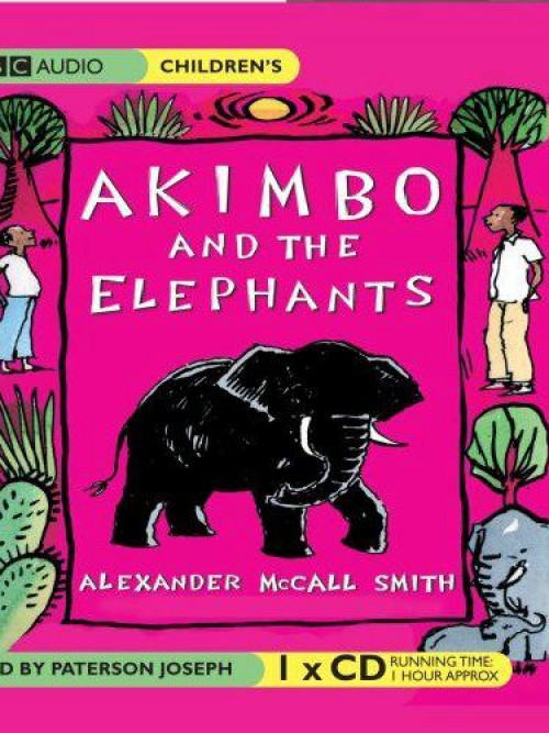 Akimbo: The Elephants, the Lions and the Crocodile Man Cover