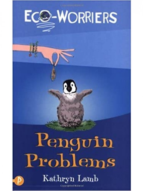 Eco Worriers: Penguin Problems Cover