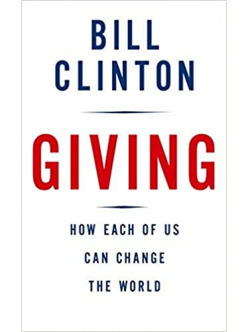 Giving: How Each of Us Can Change the World Cover