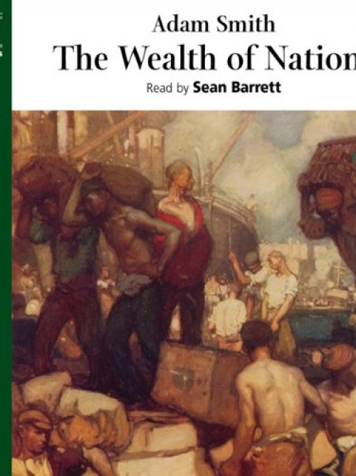 The Wealth of Nations Cover
