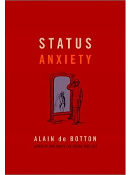 Status Anxiety Cover