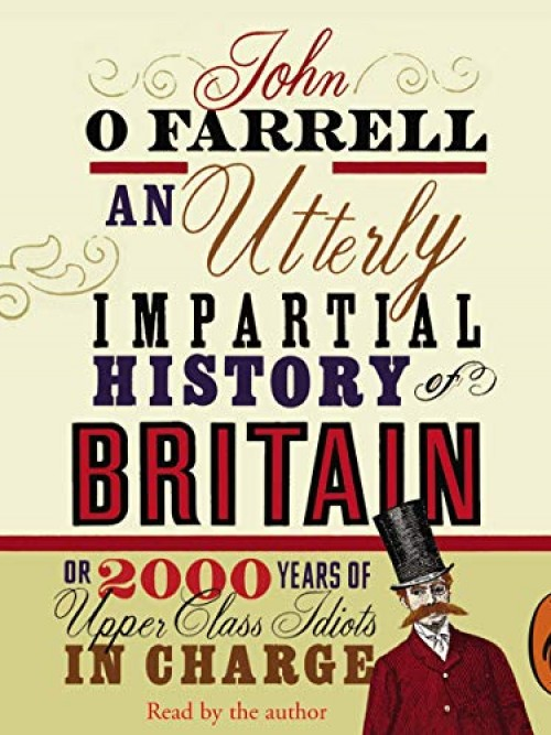 An Utterly Impartial History of Britain Cover