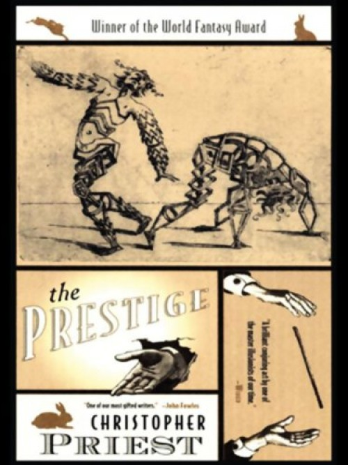 The Prestige Cover