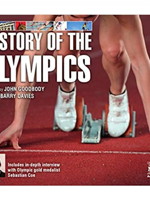 A History of the Olympics Cover