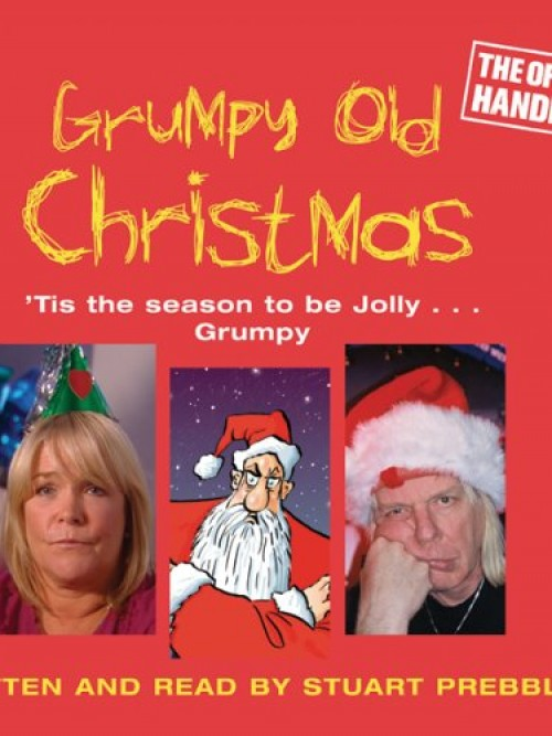 Grumpy Old Christmas Cover