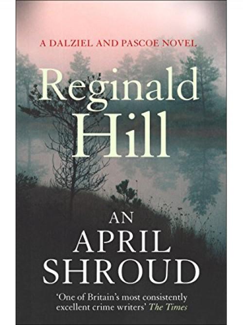 An April Shroud Cover