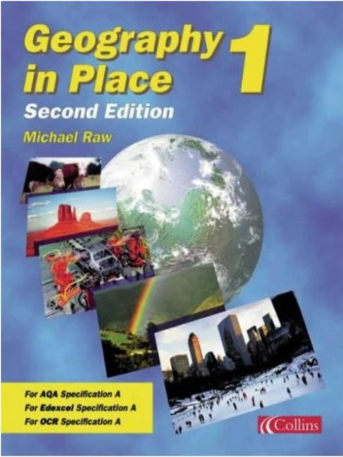 Geography In Place (second Edition) Cover