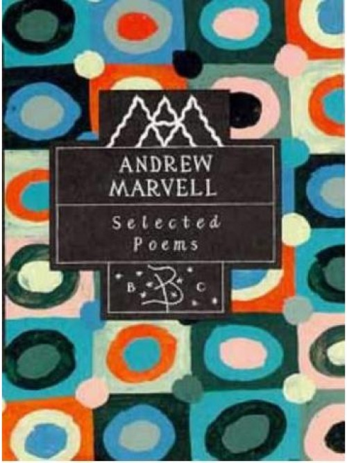 Andrew Marvell: Selected Poems Cover