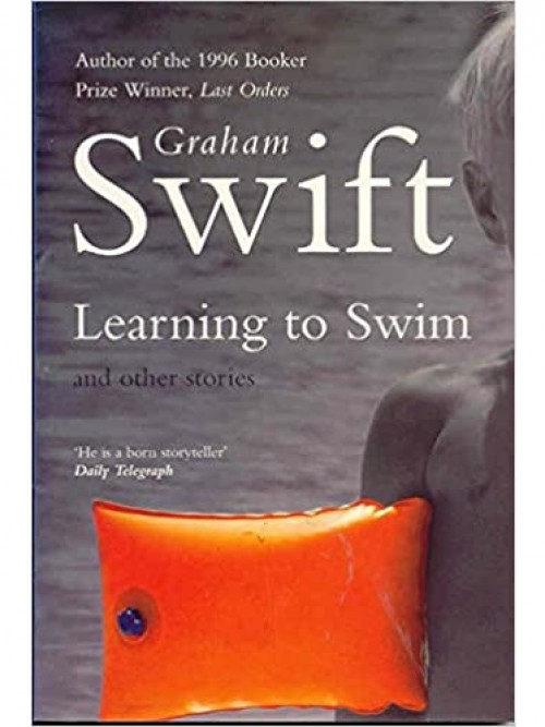 Learning To Swim and Other Stories Cover