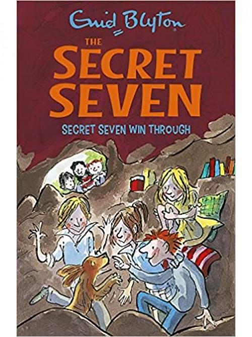 Secret Seven Win Through Cover