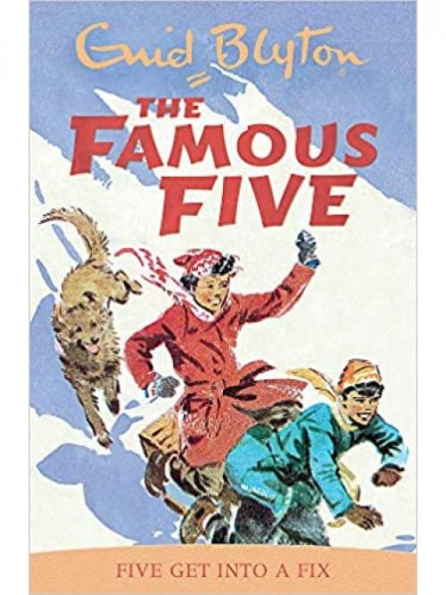 Five Get Into A Fix Cover
