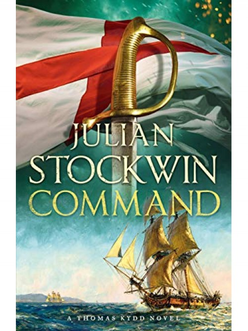 Thomas Kydd Series Book 7: Command Cover