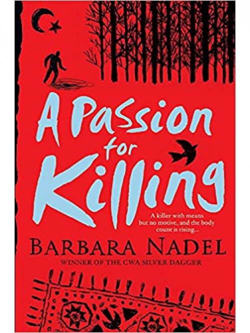 A Passion For Killing Cover