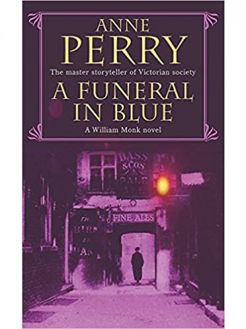 A Funeral In Blue Cover