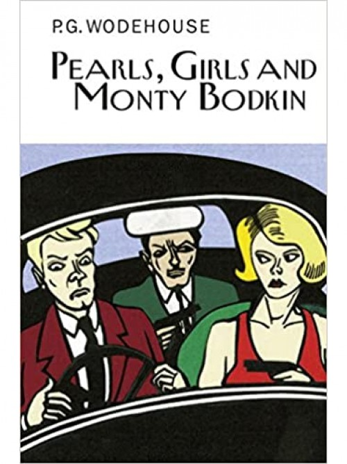 Pearls, Girls and Monty Bodkin Cover