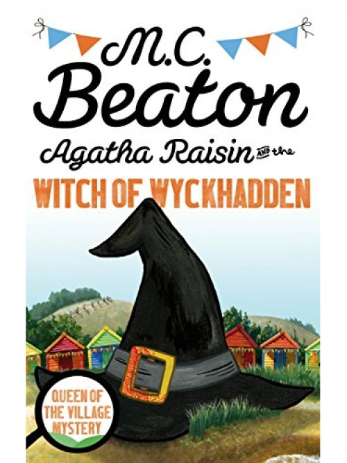 Agatha Raisin and the Witch of Wyckhadden Cover