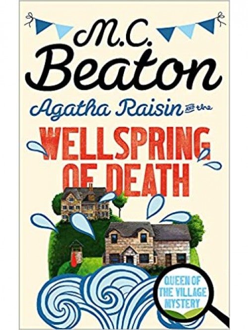 Agatha Raisin and the Wellspring of Death Cover