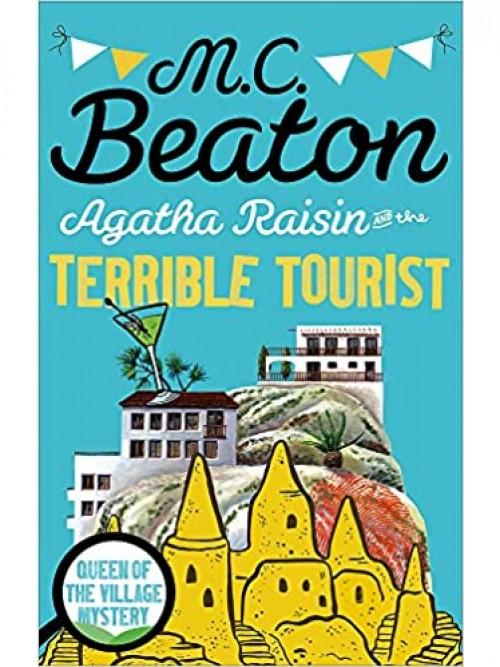Agatha Raisin and the Terrible Tourist Cover