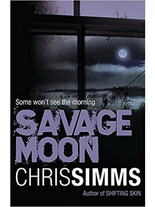 Savage Moon Cover
