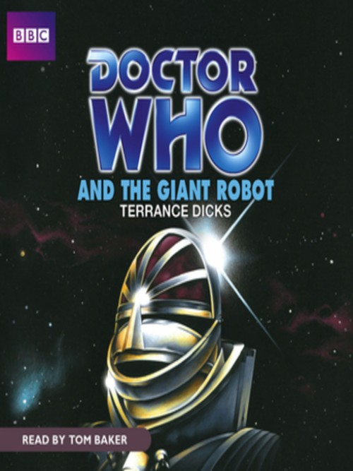 Doctor Who and the Giant Robot Cover