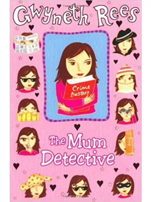 The Mum Mystery Cover