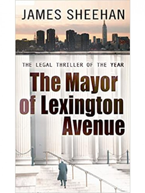 The Mayor of Lexington Avenue Cover