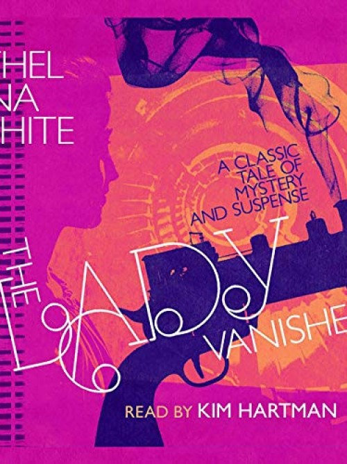 The Lady Vanishes Cover