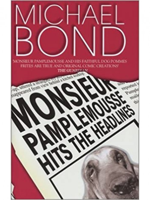 Monsieur Pamplemousse Hits the Headlines Cover
