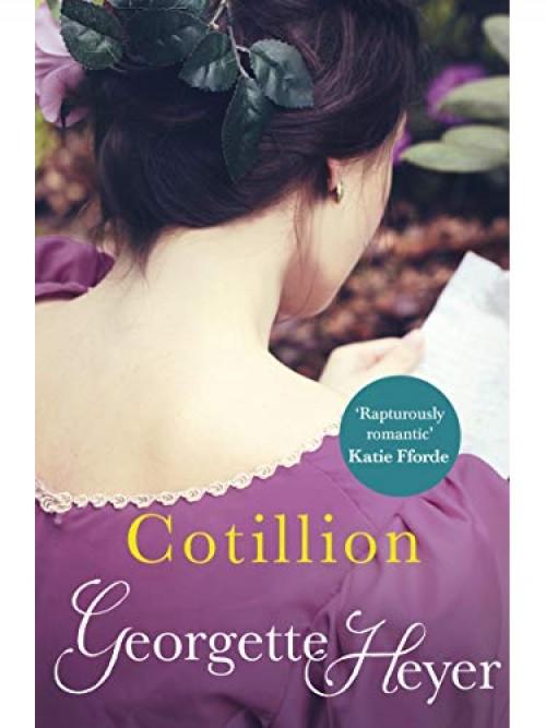 Cotillion Cover