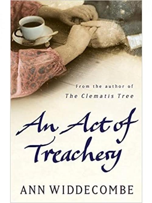 An Act of Treachery Cover
